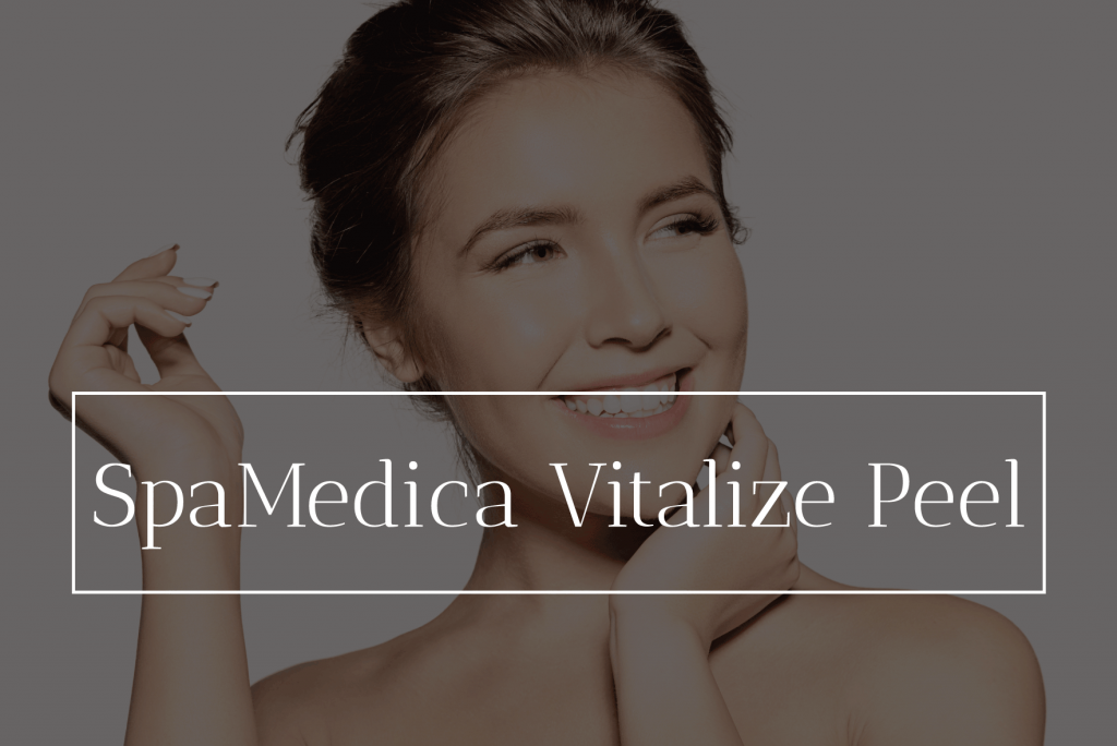 SpaMedica Vitalize Peel
